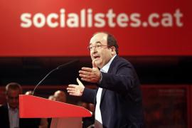 Iceta considera «desproporcionado» el encarcelamiento de Sànchez y Cuixart