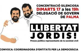ANC y Òmnium convocan concentraciones en protesta a la prisión de sus líderes
