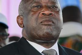 Detenido el  presidente saliente de Costa de Marfil, Laurent Gbagbo
