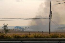 Fallece el piloto de un F-18 estrellado en la base de Torrejón de Ardoz