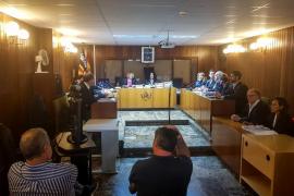 Última sesión del juicio del 'Don Pedro' .