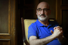 Fernando Aramburu, Premio Nacional de Narrativa 2017 por 'Patria'