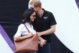 La novia del príncipe Harry, volcada en su labor con la corona