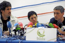 Bildu condena el tiroteo en Francia, que «no es compatible» con el alto el fuego de ETA