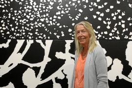 Lin Utzon transforma en blanco y negro su visión de la naturaleza de Mallorca