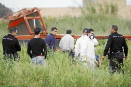 Envían a Madrid muestras del cuerpo hallado junto a Son Banya para las pruebas de ADN