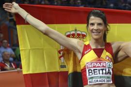 La campeona olímpica Ruth Beitia se retira