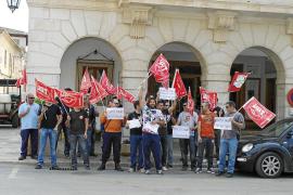 La Policía Local de Muro amenaza con poner un contencioso contra el alcalde por acoso laboral