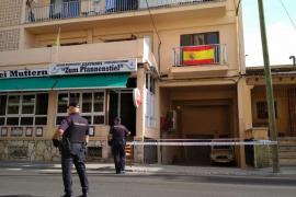Fallece un hombre tras caer por las escaleras de su casa en la Playa de Palma