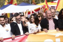 Arrimadas pide a Puigdemont que abandone el «sinsentido» y convoque elecciones