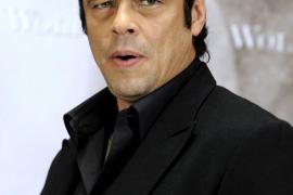 El actor Benicio del Toro será padre por primera vez