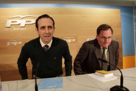 Bauzá descarta una moción censura y se reunirá  mañana con Antich