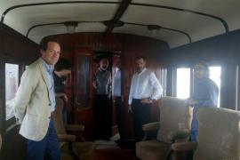 El Govern invertirá 4,2 millones en un museo del ferrocarril en Son Carrió