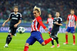 El Atlético empata a cero ante el Qarabag y se complica el pase a octavos