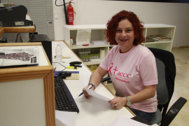 «He sufrido cáncer de mama dos veces, pero tengo la oportunidad de volver a disfrutar de la vida»