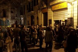EU propone un período de moratoria en la  concesión de licencias de bares en Sa Gerreria