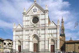 Muere un turista español en Florencia golpeado por la piedra de una iglesia
