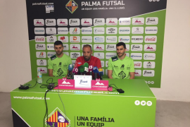 Vadillo: «Visitamos al Inter Movistar con mucha ilusión y ganas»