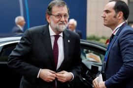 Rajoy y Sánchez ratifican su pacto para aplicar el artículo 155 en Cataluña