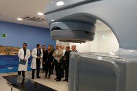 Restablecido el servicio de Radioterapia de Can Misses tras una avería informática