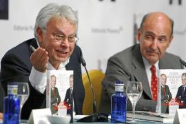 Felipe González considera un error que el PSOE celebre primarias
