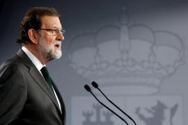 Rajoy: «El artículo 155 no presupone el uso de la fuerza»