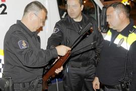 Un detenido tras un enfrentamiento entre dos clanes gitanos en las calles de Son Gotleu