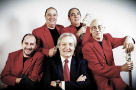 Los Mustang, pioneros del pop español, rememoran sus éxitos en La Movida