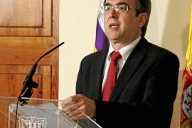 Antich insiste en que Iriondo no es el «más adecuado» para presidir el Fomento del Turismo