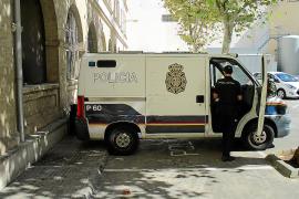 Detenido un hombre en Palma por golpear a su hija de nueve años con un cable