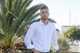 El representante balear Patxi Sánchez, expulsado del Rey de la Belleza de España por un presunto hurto