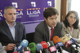 Juanjo Amengual, director de ventas del Mallorca, candidato de la Lliga en Palma