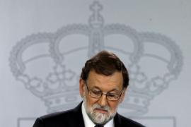 Rajoy: «No era nuestro deseo ni nuestra intención aplicar el artículo 155»