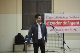 Esquerra Unida de Baleares acusa a PP, POE y Cs de «irresponsabilidad histórica» por aplicar el 155