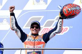 Sexta victoria de la temporada de Marc Márquez en Australia