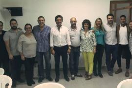 Paulino Faba presidirá el PP de Capdepera y Juan Rodríguez el de Ses Salines
