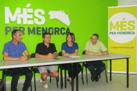 Més per Menorca estudiará su relación con los partidos que apoyan aplicar el 155