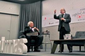 José María García: «Solo volvería para denunciar a los chorizos»