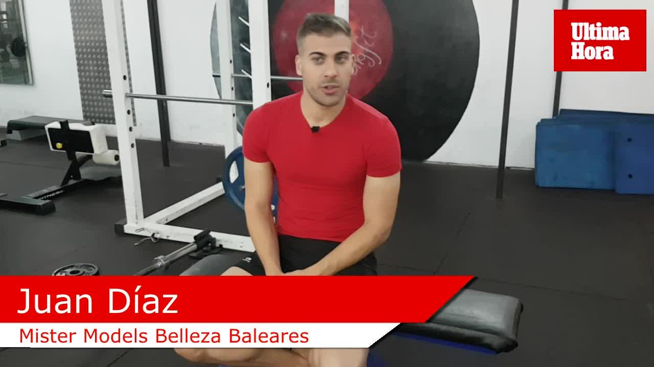 Mister Models Belleza Balear 2017