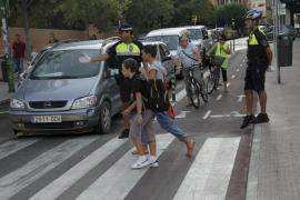Palma cuenta ya con cinco rutas escolares y Cort trabaja en siete más
