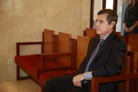 Imagen de archivo de Jaume Matas, durante su juicio en la Audiencia.