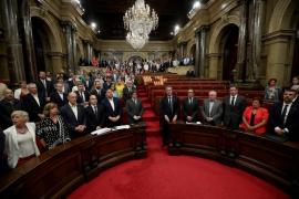 El pleno del Parlament catalán para responder al 155 se celebrará el jueves