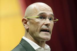 Romeva dice que los funcionarios no seguirán las órdenes del Gobierno de Madrid