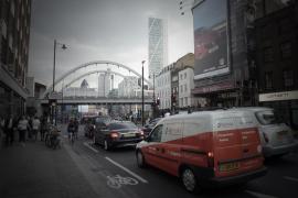 Londres cobrará 24 euros al día a los coches que más contaminen