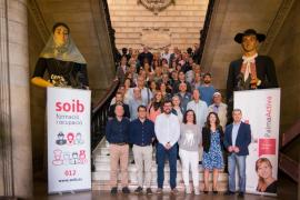 Cort emplea a 57 trabajadores mayores de 45 mediante el programa SOIB Visibles