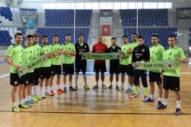 El Palma Futsal invoca el espíritu copero de Son Moix