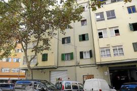 Detenido por agredir a una mujer y tirarla por la ventana de un cuarto piso en Palma