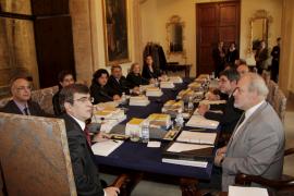 El Consell de Govern acuerda el cese de nueve altos cargos