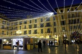 La campaña de Navidad y Reyes creará en Baleares 8.280 puestos de trabajo