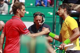 Nadal vence a Gasquet y da un paso más hacia su séptimo título consecutivo en Montecarlo